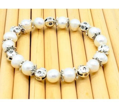 Rose Pearl Bracelet (BA-80030)