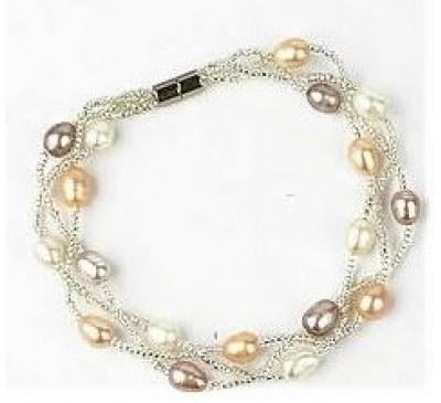 Classic Triple Strands Bracelet (BA-903510)