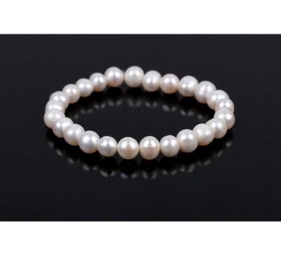Pearl Stretchable Bracelet (BA-903526)