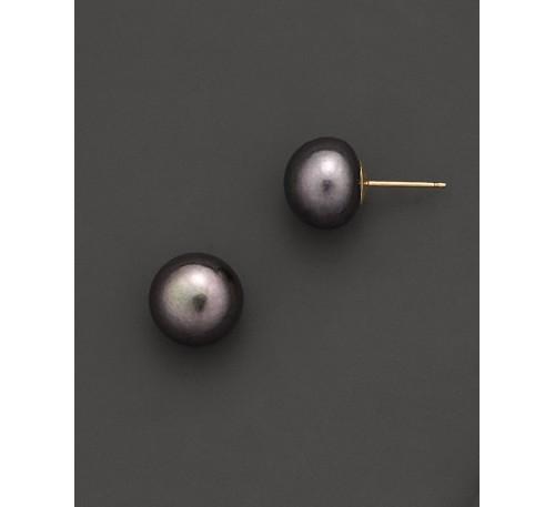 3-4 mm Pearl Sterling stud Earrings (ER-905083)