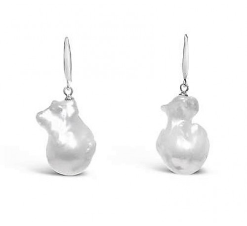 13-18 mm Baroque Pearl Earrings (ER-907032)