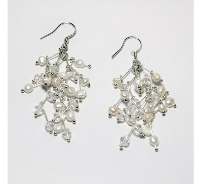 Galaxy Hook Earrings (ERM-6500)