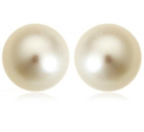 11-12 mm Freshwater Cultured Pearl Stud Earrings (ES0031)