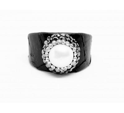 Python Ring - Black (LR-805093)