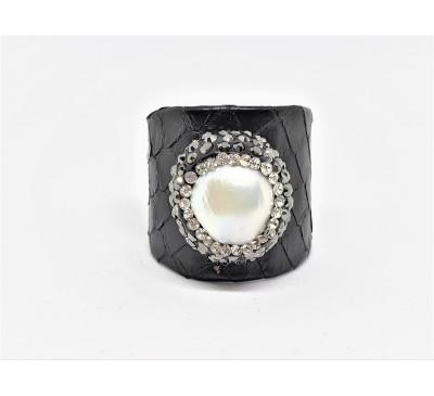 Python Ring - Black (LR-805088)