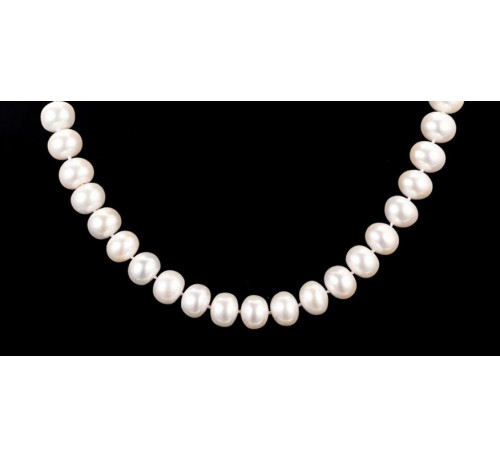 Royal Pearl Necklace (NL-2317-25)