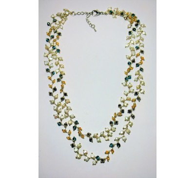 Galaxy Seed Pearl Necklace (NLM-3301-30)