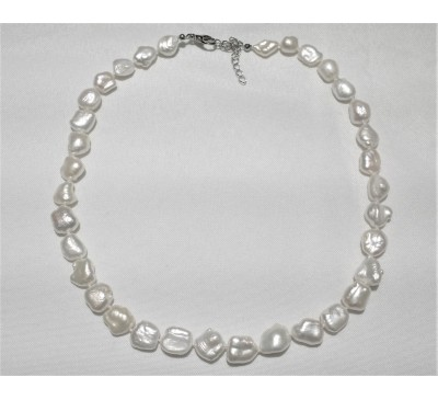 Heritage Baroque Pearl Necklace (PN-903533)