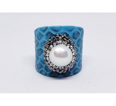 Python Ring - Turquoise (LR-805092)
